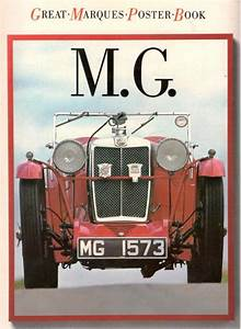 Cars - Great Marques Poster Book --- Mg