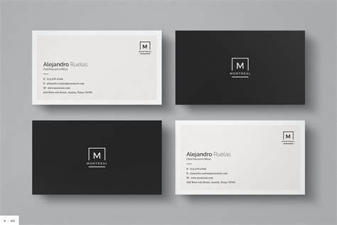 Card Template Business Card Business Card Templates Creative Market
