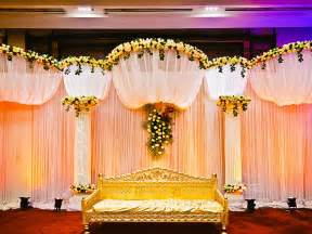 Image of: House Hall Decoration Indium Joy Studio Design Gallery Design Guide To Decorate A Wedding With Indian Wedding Decorations