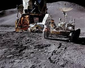 Apollo 15 Lunar Rover Logos - Pics about space