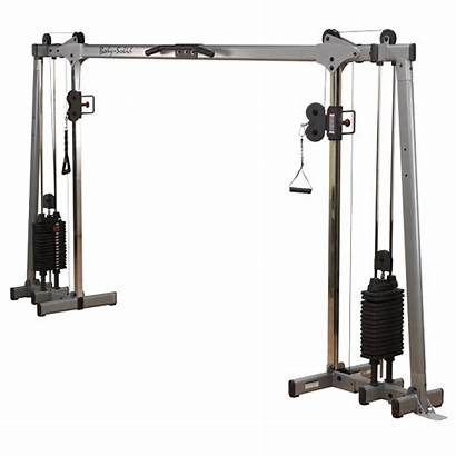 Cable Crossover Gym Equipment Fitness Solid Bodysolid