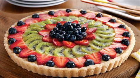 recette dessert marocain aux fruits recette tarte aux fruits frais recettes maroc
