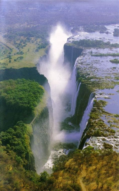 Top 10 Most Incredible Waterfalls In The World  Part 3