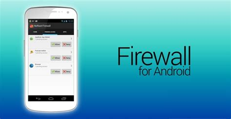 android firewall firewall para android necesidad de root