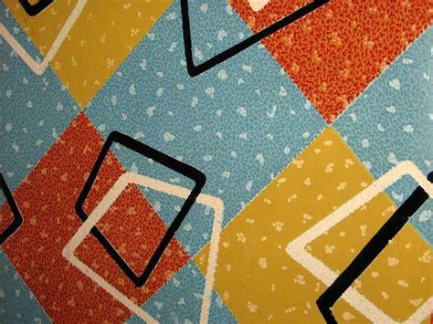 retro vinyl flooring 77 best images about vintage caravan vinyl lino floors on 1952
