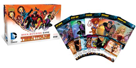 Dc Deck Building Expansion 2 by Dc Comics Deck Building And Crossover