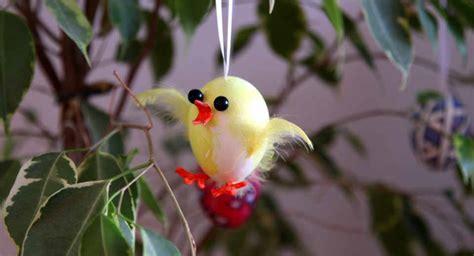 deko für fenster zum hängen putziges osterk 252 ken basteln aus einem ei die bastelanleitung