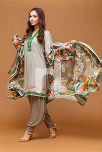 Nisha Introducing Latest Winter Collection 2016 By Nishat ...