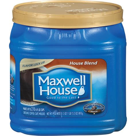 ** HOT ** Maxwell House Coffee Only $4.99 at Shaw?s with Printable Coupon « Darlene Michaud