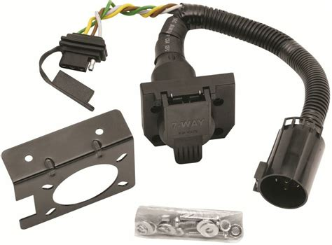 Jeep Trailer Wiring Harnes 2000 by 2000 2011 Ford Excursion Ranger Trailer Hitch Wiring Kit W