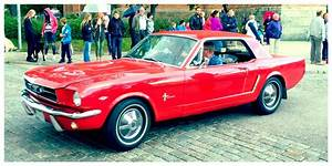 Ford Mustang 1956