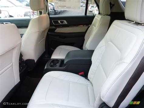platinum medium soft ceramic nirvana leather interior  ford explorer platinum wd photo