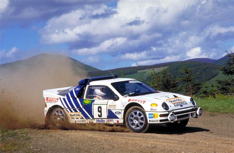 Group B Rally Cars The Killer B's Autoevolution