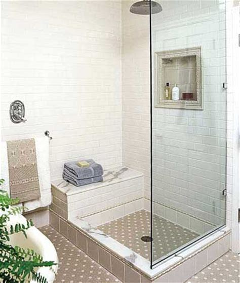 shower updated vintage bath before and after