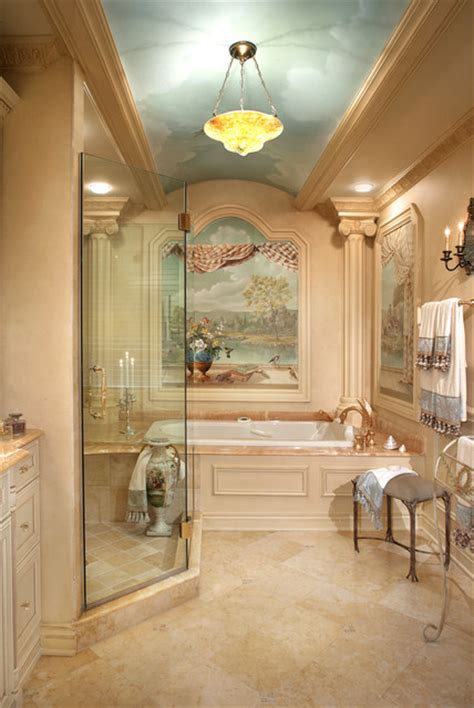 mediterranean bathroom design ideas remodels photos luxury master bathroom remodel mediterranean bathroom new york by creative design