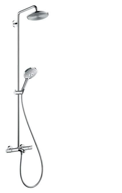 hansgrohe shower pipes raindance s 1 spray mode 27117000