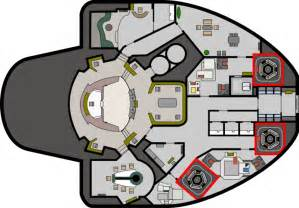 uss voyager deck plans pictures to pin on pinsdaddy