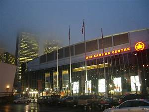 Check out the wonderful Air Canada Centre : Places : BOOMSbeat