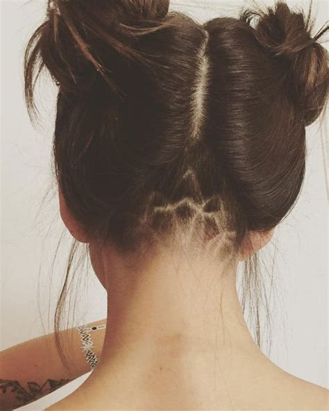 undercut hairstyle women to try 2018 best hairstyles trend