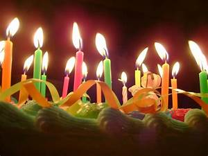 birthday cake candles cake | Birthday cake with candles ...