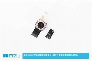 Meizu Mx5 Teardown