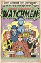 HANNA BARBERA'S WATCHMEN by paintmarvels on DeviantArt