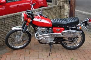 1971 Honda Motorcycle 350