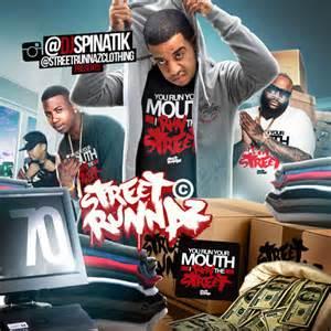 dj spinatik street runnaz 70 the mixtape mafia