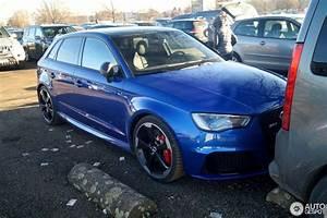Audi Rs3 Sportback 2017 : audi rs3 sportback 8v 21 january 2017 autogespot ~ Medecine-chirurgie-esthetiques.com Avis de Voitures