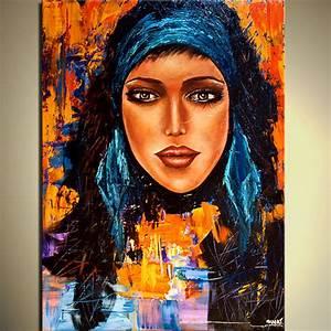 Modern Paintings Of Women | www.imgkid.com - The Image Kid ...