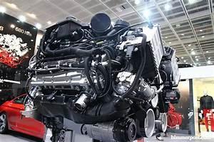 Paris 2012  Bmw M5  M6 And Its S63tu Engine