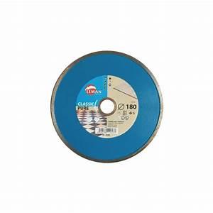 Disque Diamant 180 : disque diamant leman ~ Edinachiropracticcenter.com Idées de Décoration