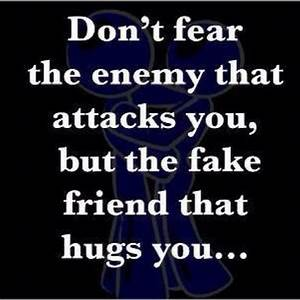Beware Of Fake Friends Quotes. QuotesGram