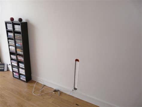 comment cacher les fils tv murale une installation murale de tv le guide pratique pas 224 pas