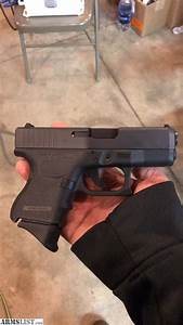 ARMSLIST - For Sale: Like new Glock 26 Gen 4 9mm with new ...