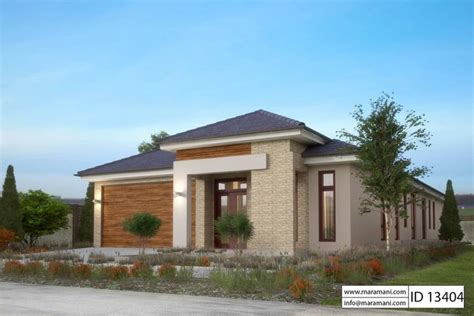 3 Bedrooms House Plan ID 13404 House Designs by Maramani