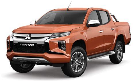Mitsubishi Triton Backgrounds by Brendan Foot Supersite Mitsubishi Triton 2019 Buy New