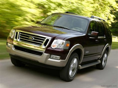 2010 Ford Explorer Suv Specifications, Pictures, Prices