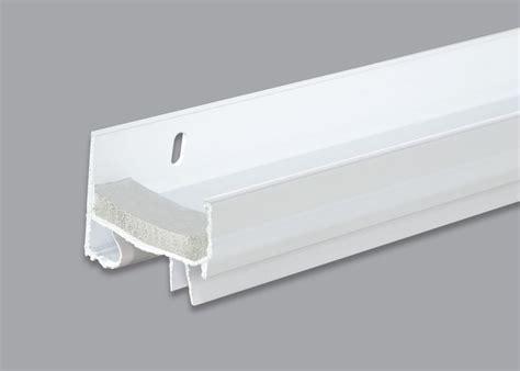 Comfort Plus White Vinyl Door Sweep 91cm