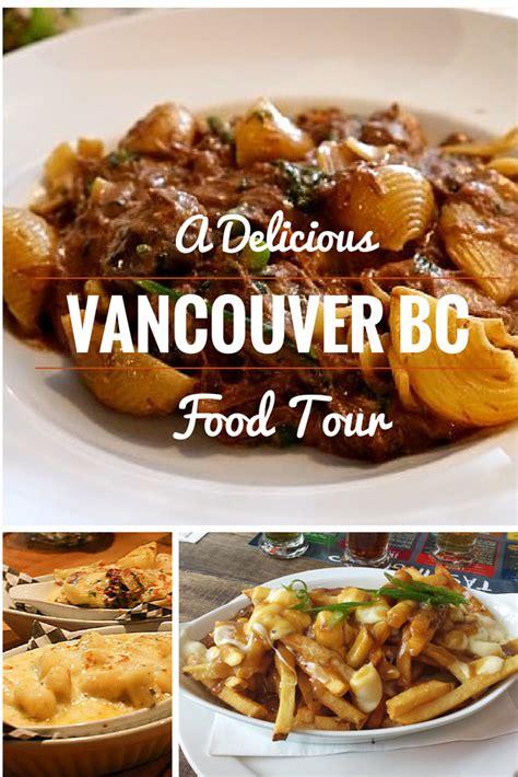 cuisine vancouver a delicious vancouver bc food tour savored journeys