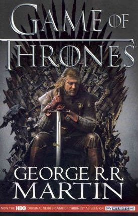 game  thrones george   martin
