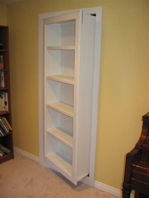 How To Make Secret Bookcase Door Doherty House
