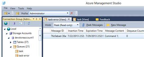 resume message poison queue the never ending journey handling azure storage queue poison messages