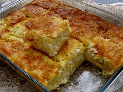 recette de cuisine cubaine gibanica serbie cheesecake salé la tendresse en cuisine
