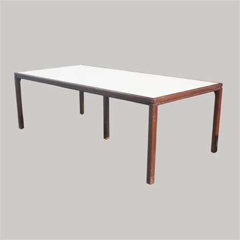 5 ft conference table 7 5 ft conference table laminated top by jens risom ebay