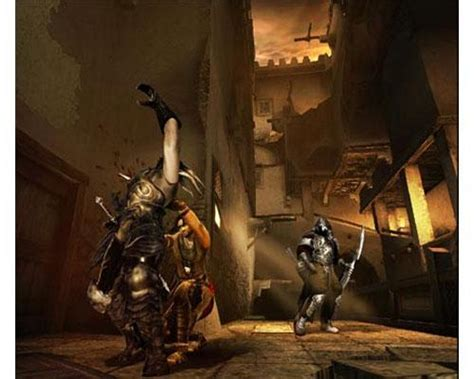 Prince Of Persia The Two Thrones For Playstation 2