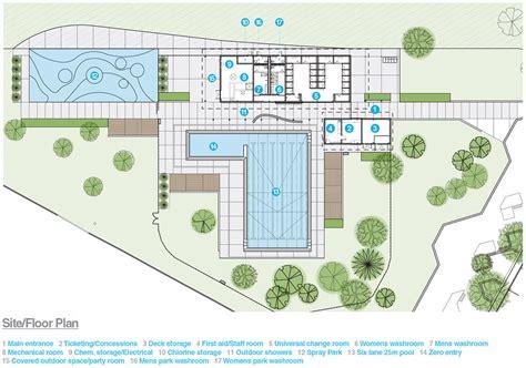 Gallery of Queen Elizabeth Outdoor Pool / Group2