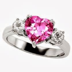 engagement ring pink sapphire engagement rings 64 With pink wedding rings pictures