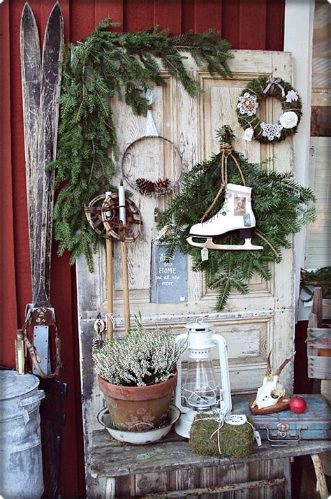 Weihnachtsdeko Fenster Landhaus by Sofias Bod November 2012 Deko Haust 252 R Weihnachten