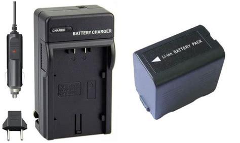 Kit Bateria Cgr-d28s + Carregador P Panasonic Nv-mx500a ...